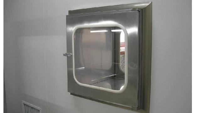 传递窗使用检测