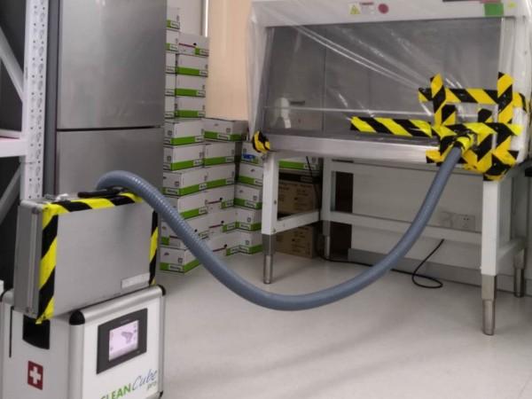生物安全柜消毒灭菌服务
