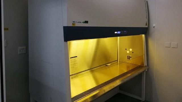 生物安全柜流入气流检测