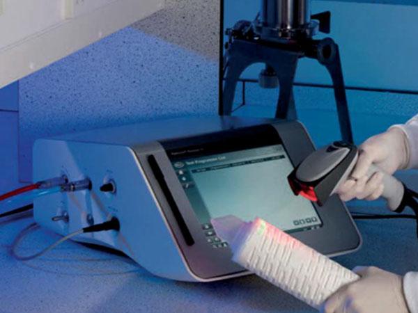 过滤器完整性测试仪确认