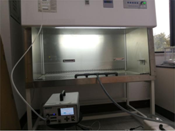 生物安全柜高效过滤器完整性的现场检测