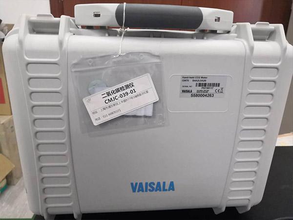 检测设备-VAISALA