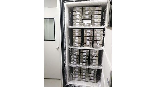 冰箱验证结果均匀度分析