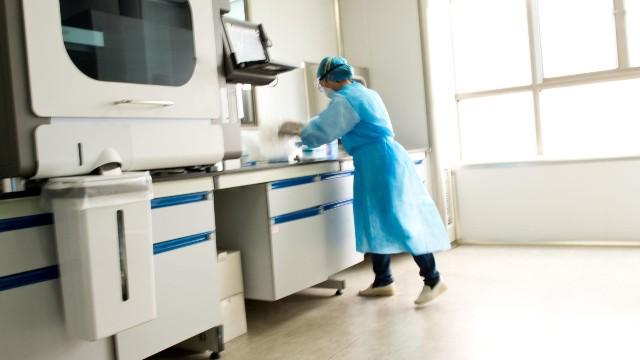 实验室消毒