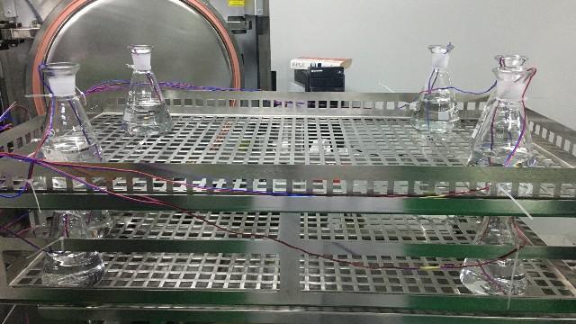湿热灭菌器冷点浅析